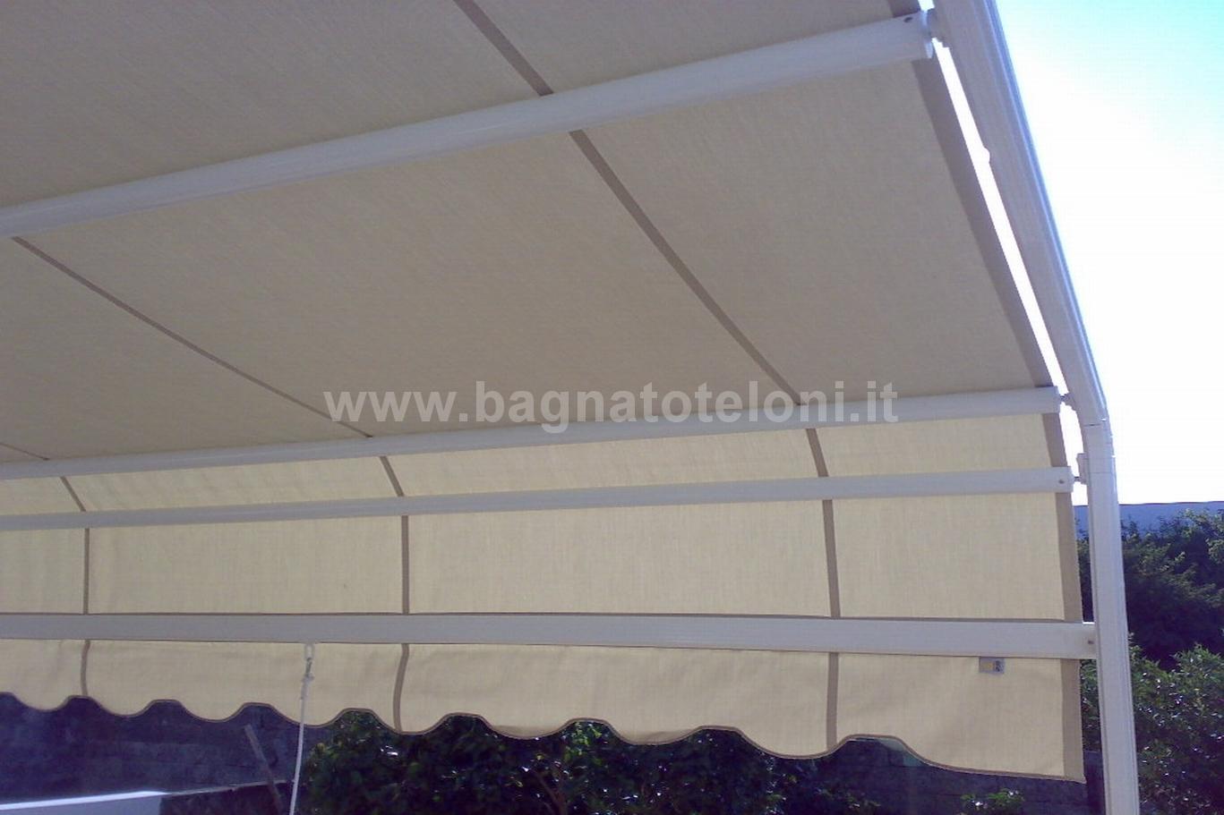 tenda modello attico